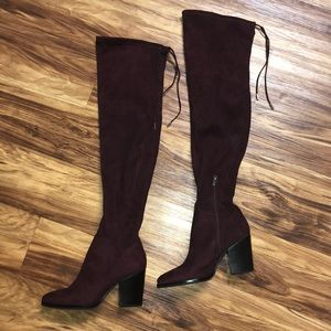 Marc Fisher Shoes - Marc Fisher Over The Knee Boots!